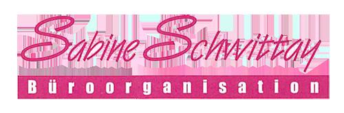 Büroorganisation Sabine Schwittay Logo